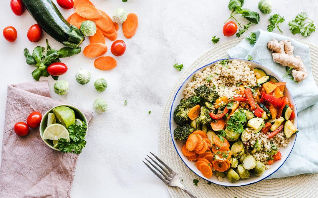 الأطعمة الصحية